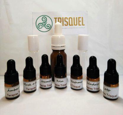 kit 7 aceites sagrados egipcios
